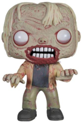 Funko POP! Television: The Walking Dead Series 4 Woodbury Walker Action Figure (Walking Dead Best Walkers)