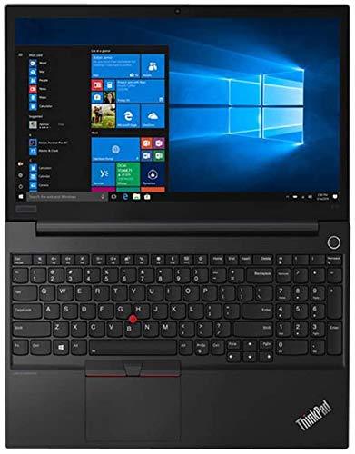 "2020 Lenovo ThinkPad E15 15.6"" FHD Business Laptop Computer, 10th gen Intel i5-10210U (up to 4.20GHz,Beatsi7-8550u), 8GB RAM, 512GB SSD, WiFi HDMI Win10 Pro w/Ghost Manta Accessories"