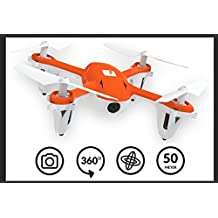 """TRNDlabs SKEYE Mini Drone with HD Camera - Aerobatic """"Flip"""" Capability - For Beginners and Experts - Stable & Easy to Fly Quadcopter - One Year Warranty"""