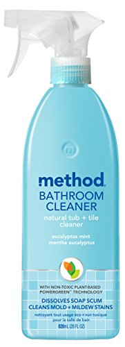 Method Tub 'N Tile Bathroom, Eucalyptus Mint, 28oz Bottle