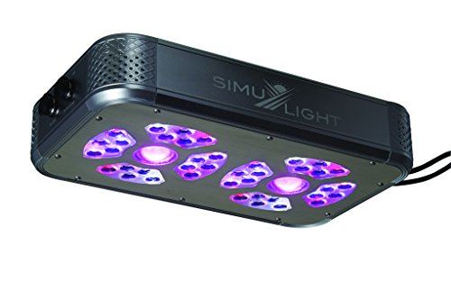 SimuLight LED-9611G  LED Programmable Grow Light 180W (300W Equivalent)