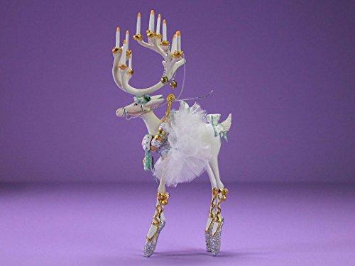 Patience Brewster Moonbeam Dancer Reindeer Ornament