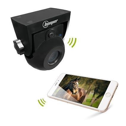 Cámara de Marcha atrás y de vigilancia WiFi h1wifi Beeper: Amazon.es: Electrónica