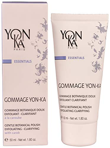 YON-KA ESSENTIALS - GOMMAGE 305 Exfoliant and Clarifiant - Delicate Exfoliation and Balancing Action for Dry and Sensitive Skin (1.8 Ounces / 50 ()