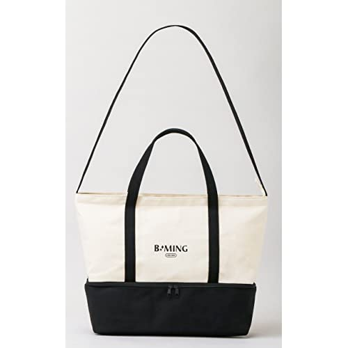 B:MING by BEAMS big tote bag book 画像 B