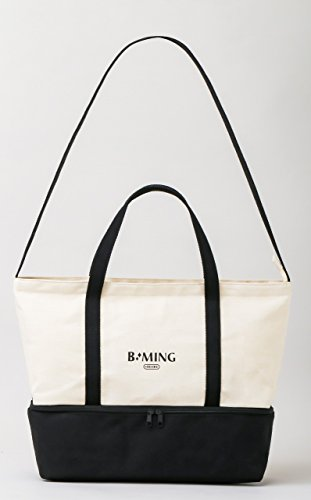 B:MING by BEAMS big tote bag book 付録画像