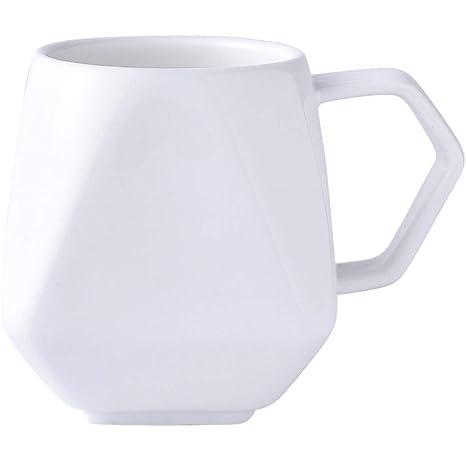 Mug Tasse En Justdolife Céramique De Forme Diamant Créatif Café dBCxoe