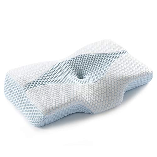 Mkicesky Orthopedic Ergonomic Hypoallergenic Pillowcase product image
