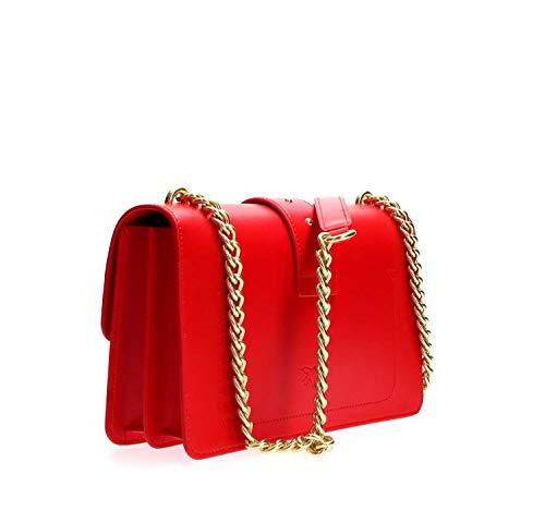 Mujer Simply Pinko Rosso Bandolera 10 Love qfqIw6