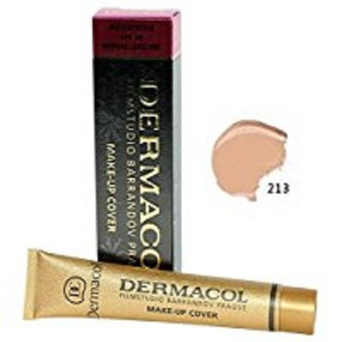 Dermacol Make-Up Cover Waterproof Hypoallergenic Foundation - 213