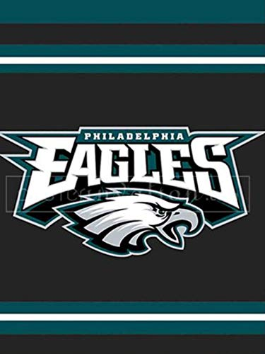 - DIY 5D Diamond Painting Kits for Adults 12x16 lnch,Philadelphia Eagles Full Drill Diamond Painting Crystal Diamond Arts Crafts for Home Wall Decor,NFL Team Logo