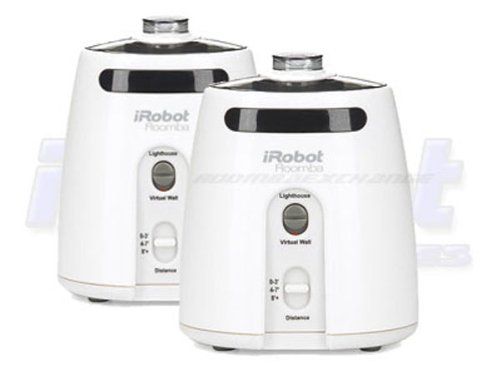 iRobot Virtual Wall Lighthouse 2-pk for Roomba 500/600 Series