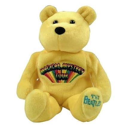 Amazon.com: The Beatles - Magical Mystery Bear - Plush Toy ...