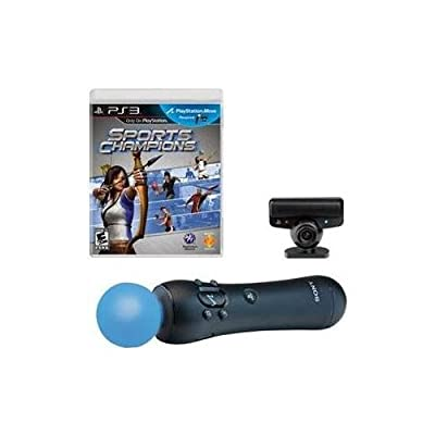 Sony 99041 PS3 Move Starter Bundle - NEW - Retail - 99041