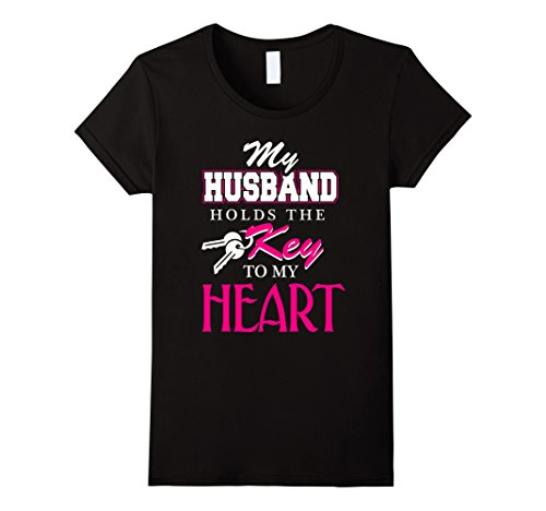 Tee shirts for Married Couples Valentine day Gift Idea - Female XL - Black