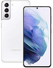 Samsung SM-G991BZWDEUE Model G991 Galaxy S21 5G 128GB Dual SIM Smartfon, Biały