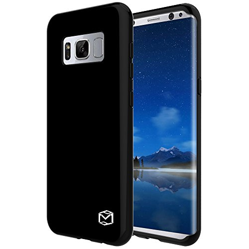 Galaxy S8 Plus Case, MP-Mall [Slim Thin] Premium Flexible TPU Gel Rubber Soft Skin Silicone Protective Case Cover For Samsung Galaxy S8 Plus