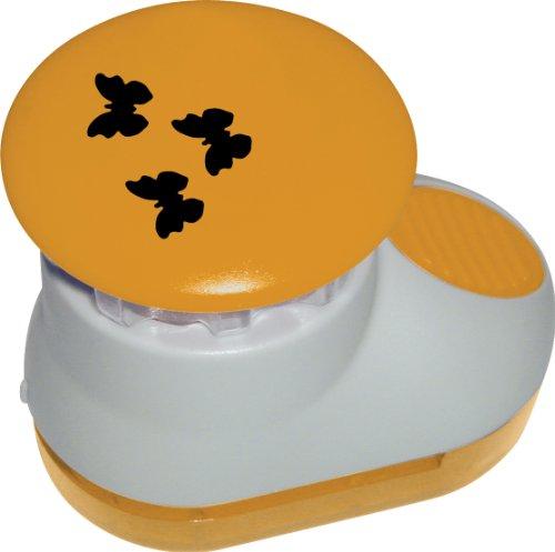 25mm Boots - Tonic Studios 952 Boot Punch, Butterflies Accent