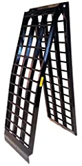 If you've been in the market for an efficient loading ramp for your recreational vehicles, then look no further than Titan's 10' HD Wide 4-Beam Truck Loading Ramp. It's the perfect accessory to have to help you load your cruiser, motor scoote...