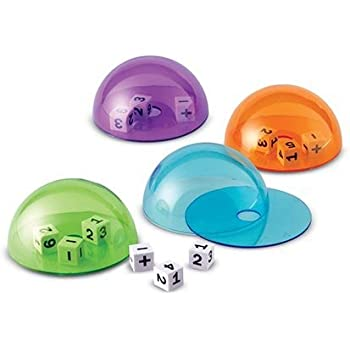 LEARNING RESOURCES Dice Domes