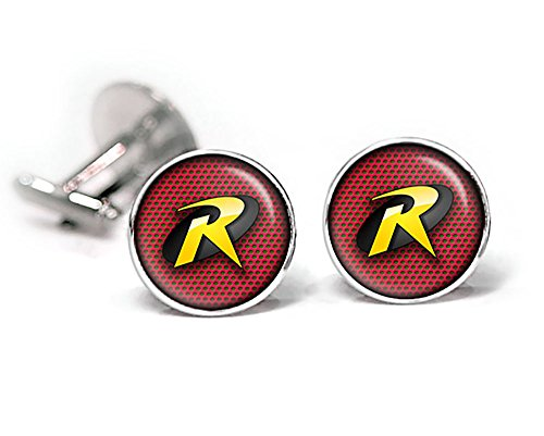 Cufflinks Justice Jewelry Superhero Groomsmen product image