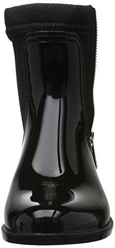Tommy Froide O1285dette 990 4r Hilfiger Doublure Bottines à Noir Femme Noir rrqUS