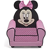 Disney Minnie Figural Upholstered Chair