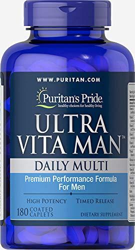 (Puritans Pride Ultra Vita Man Time Release)