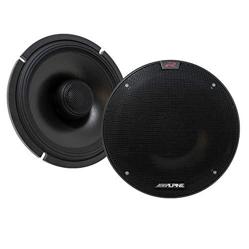 (Alpine R-S65.2 R-Series 6 1/2-inch Coaxial 2-Way Speakers (Pair))
