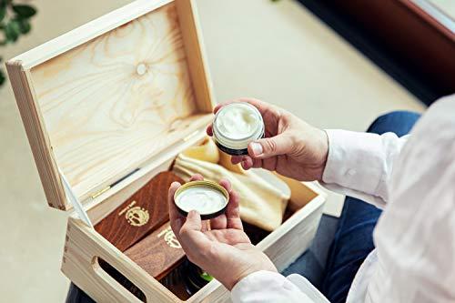 Kit d'entretien du cuir pour polir et entretenir vos chaussures en cuir lisse et vos bottes en cuir - Livré dans une… 5