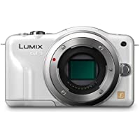 Panasonic DMC-GF3 (White) Body