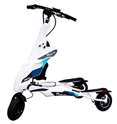 Photo Trikke 48V Deluxe Electric Scooter, 49