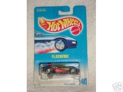Hot Wheels 1991 Flashfire Collector #140