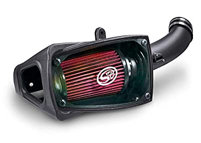 3. S&B Filters 75-5104 Cold Air Intake fits 2011-2016