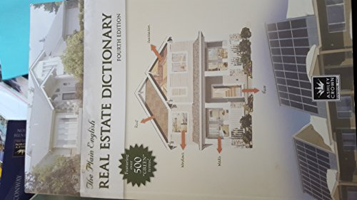 Plain English Real Estate Dictionary Second Edition