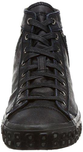 Esposizione Mens Magneti Diesel I-sneaker Y00023 Alta Nero (nero)