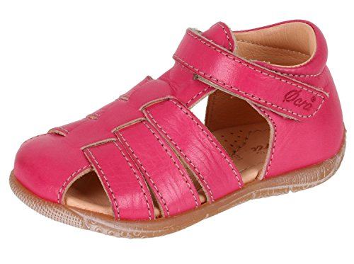 Ocra - Sandalias de vestir de Piel para niña Rosa - Pink (31009 bolivian ginger)