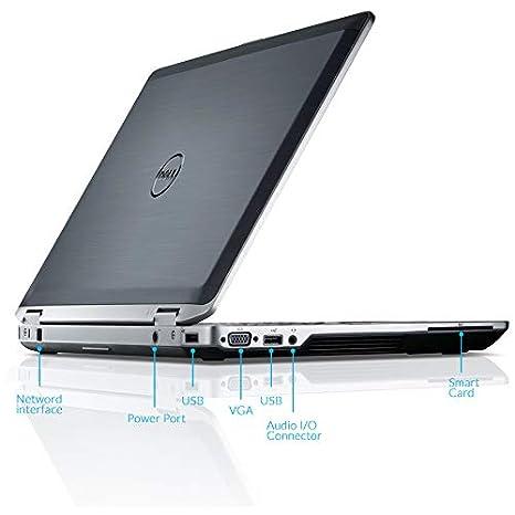 Amazon.com : Dell Latitude E6520 Intel i7-2720QM 2.20GHz 8GB RAM 240GB SSD Win 10 Pro Webcam (Renewed) : Computers & Accessories