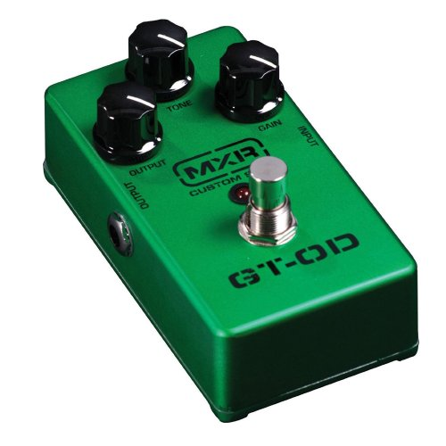 MXR 193 GT-OD Overdrive by Jim Dunlop