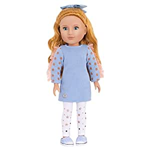 Glitter Girls by Battat Poppy 14 inch Fashion Doll - Dolls for Girls Age 3 and Up - Doll, Clothing and Accessories - Children's Toys