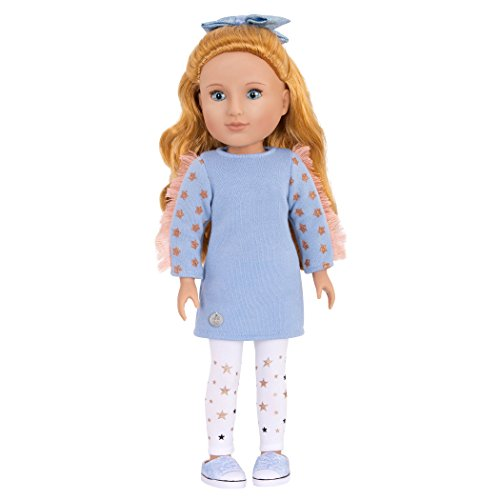 - Glitter Girls by Battat - Poppy 14 inch  Non Posable Fashion Doll - Dolls for Girls Age 3 and Up