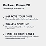 Rockwell Razors 2C Adjustable Double Edge Safety