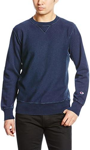 [チャンピオン] リバースウィーブ クルーネックスウェットシャツ C3-K003 メンズ