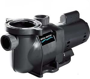Pentair sta rite 5phk2e6f 103 supermax high for Sta rite pool pump motors