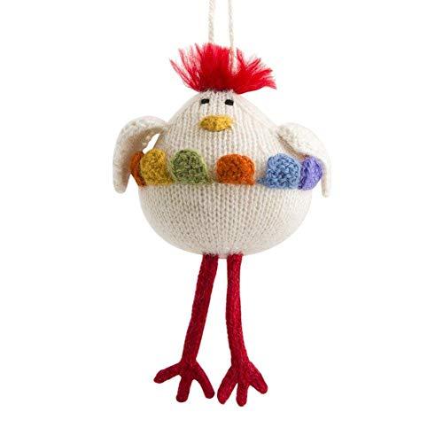 - Alpaca Chicken Ornament