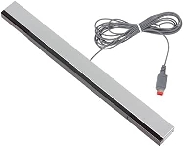 TechFlo Wired Infrared IR Ray Motion Sensor Bar for Nintendo Wii and Wii U Console