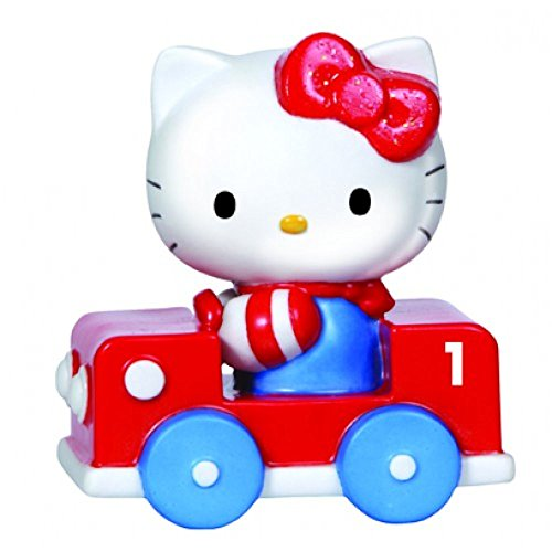 Precious Moments Hello Kitty Train Car Number 1 Figurine