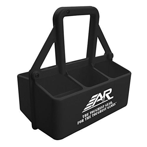A&R Sports Water Bottle Carrier Black for Pro-Valve (Team Water Bottle Carrier)