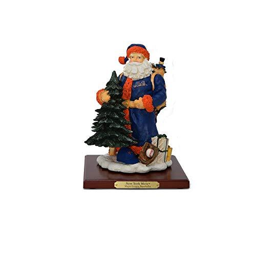 - The Memory Company New York Mets Classic Santa