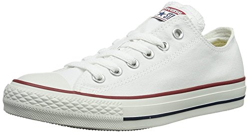 Converse Unisex Chuck Taylor Classic Sneaker (6 B(M) US, Optical White)